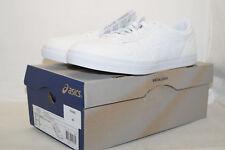 asics AARON all white HN528 EU.44 UK.9 weiss Sneaker Sportschuh