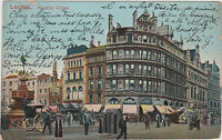 UK Early Postcard England London Piccadilly Circus (1058)
