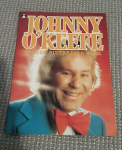Johnny O'Keefe Magazine King Of Australian Rock 1979 64 Pages Excellent Conditio