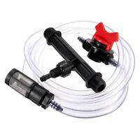1X(1/2 Kit Per Irrigazione Da Giardino Venturi Fertilizer Injector Switch W F4V9