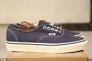 Vans for J.crew Washed Canvas size 8