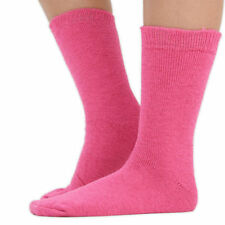 Acrylic No Pattern Thermal Socks for Women