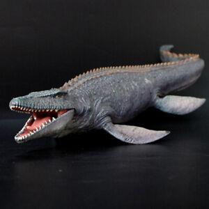 Simulation Mosasaur Jurassic World Dinosaur Model Figurine Kids Toys Sea Animal