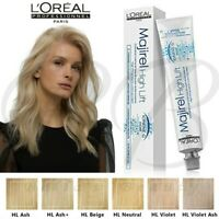 L'OREAL Professional Majirel HL High Lift Permanent Hair Colour Color Dye *NEW*