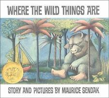 Where the Wild Things Are by Maurice Sendak (1988, Hardcover, Anniversary)