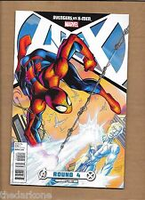 AVX #4 AVENGERS VS  X-MEN  SPIDER-MAN BAGLEY  VARIANT COVER MARVEL COMICS