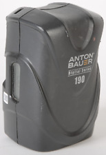 Anton Bauer Digital Series 190 V-Mount Cinema Camera Battery - Selling As Is