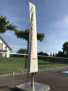 T-PRO Cover Schutzhülle Schirmhaube Abdeckung für Sonnenschirme - 3 Größen