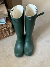 Cotswold Green Wellingtons - Size 8