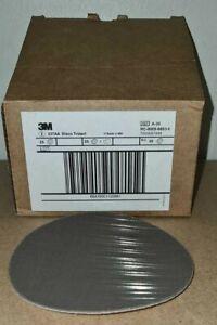 3M Trizact 115mm Cloth Disc 237AA, No Hole, A30, Box 25