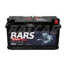 Starterbatterie-Autobatterie 12V 100Ah BARS BMW E60 525d 530d 530xd 535d