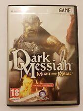 Dark Messiah:Might and Magic Pc/Ordenador version Española COMPLETO Code Game