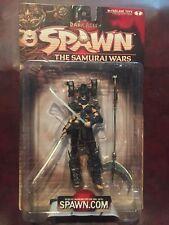McFarlane Dark Ages Spawn Samurai Wars Series 19 Lotus Angel Warrior MIP