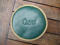 "ORVIS FLY REEL POUCH 4.25"" DIAMETER NO. 2 FREE SHIPPING"