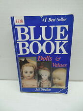 Blue Book Dolls And Values Guide Identification Book Jan Foulke 1993 Barbie