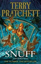Snuff: (Discworld Novel 39) (Discworld Novels) by Terry Pratchett | Paperback Bo