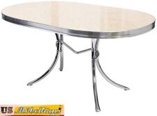 TO-26a Bel Air Diner Kitchen Table Dining Fifties Style Retro 50 Piece Years