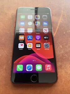 Great Apple iphone 8 Plus 64GB - FACTORY UNLOCKED - Red