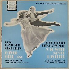 La reine de Broadway O toi ma charmante 33 tours Astaire Kelly Rita Hayworth
