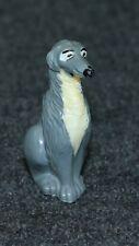 Disneykins 1960s Lady and the Tramp Boris Borzoi Russian Wolfhound
