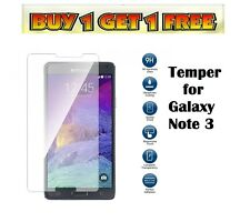 PREMIUM ULTRA CLEAR TEMPER GLASS SCREEN PROTECTOR FOR SAMSUNG GALAXY NOTE 3