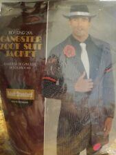 Roaring 20's Zoot Suit jacket - Gangster Adult Standard Gun #256