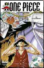 manga One Piece Tome 10 OK, Let's Stand Up Edition Originale Eiichiro Oda Glenat