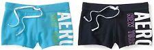 Blue OR Navy Aeropostale Womens Aero New York Beach Cut Off Easy Fit Shorts XXL