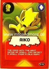 Gogo Crazy Bones TCG - 1x Aiko  #099