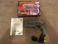 Logic 3 Predator Light Gun Pistol (Sony Playstation 1/PS1/PSOne)