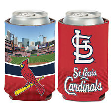 St. Louis Cardinals MLB Stadium Can Cooler 12 oz. Koozie