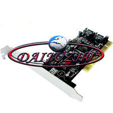 4 Port SATA to PCI Sil3114 RAID Controller Card
