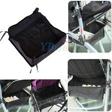 Universal Baby Stroller Pram Pushchair Buggy Bottom Basket Storage Bag Organizer