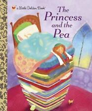 The Princess and the Pea Little Golden Book