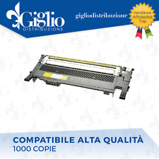 TONER SAMSUNG GIALLO COMPATIBILI CLT-406 CLP 360 365 365/W CLX 3300 3305 FN