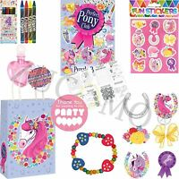 Girls Pony Party Bag & Fillers For Birthday Party Bags Toys