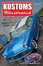 Kustoms Illustrated Magazine #23 Traditional Hot Rod Rat Kustom Flathead NOS