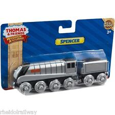 Wooden train Spencer Thomas & friends fits Brio Bigjigs