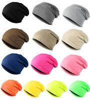 Winter Warm Unisex Women Men Knit Ski Crochet Slouch Hat Cap Beanie Hip-Hop Hats