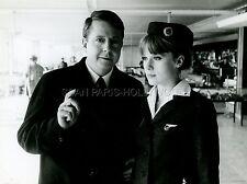 FRANCOISE DORLEAC LA PEAU DOUCE 1964 VINTAGE PHOTO ORIGINAL #