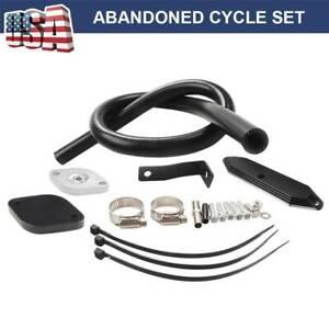For Ford F-250 F-350 6.7L 2011-14 Powerstroke Diesel EGR Valve Cooler Kit