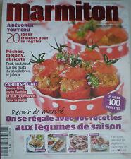 MARMITON N° 18 Magazine cuisine