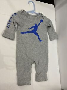 Jordan Sz 6 Months One Piece