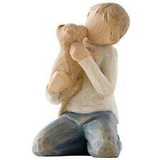 Willow Tree Kindness Figurine Boy 26217 in Branded Gift Box