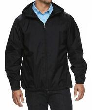 9 Crowns Men's Jasper Windbreaker Rain Lightweight Hooded Jacket