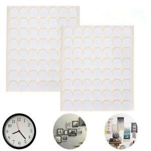 round pad seamless Craft selfadhesive double-sided tape Stickers sponge film