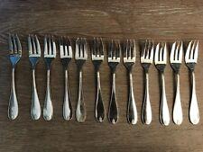 12 fourchettes à gateaux,Style Empire,XX°.