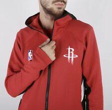 Nike Men's NBA Houston Rockets Therma Flex Showtime FZ Hoodie Jacket Sz. 2XL NEW