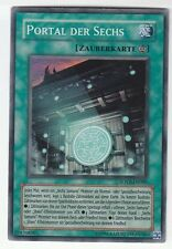 YU-GI-OH Portal der Sechs Super Rare SOVR-DE089