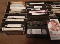 Lot Of 31 Blank VHS Tapes